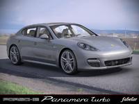 Porsche Panamera STD MAT