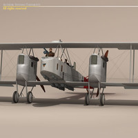 german bomber pilot gotha 3ds