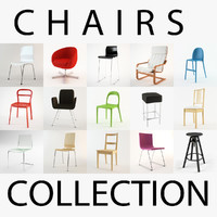 Ikea Chairs collection