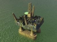 vue oil platform