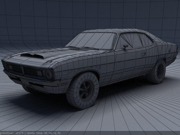 """1971 dodge dart demon max - 1971 Dodge Dart DEMON MrNorm""""s by fled"""