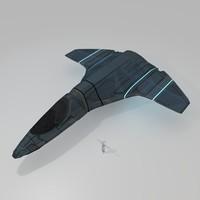 maya space spaceship