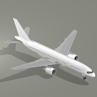 lightwave airliner b 757-200