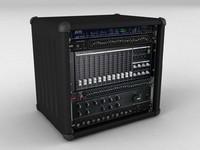 music rack 3d model