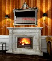 3d fireplace 06