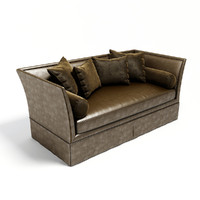sherrill furniture 3410 3d model