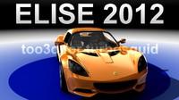 lotus Elise 2012