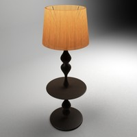 Morinio Brown Lamp
