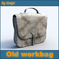 old workbag 3ds