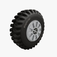 c4d tyre heavy vehicles