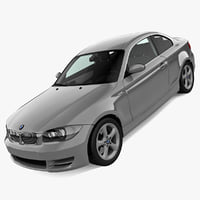 bmw 128i coupe 3d 3ds