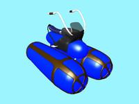 maya jetbike