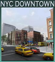 3d model city nyc