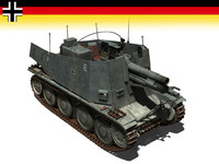 lightwave german artillery pz 38