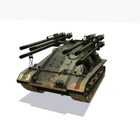 m50 ontos tank 3d 3ds