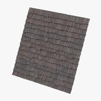 medieval roof c4d