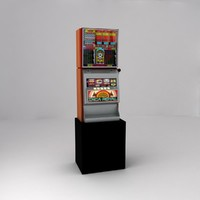 3ds max slot machine