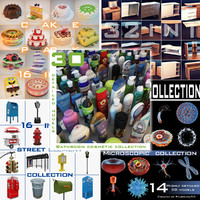 maya pack collections