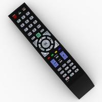 Samsung LE40 Remote