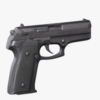 3d handgun beretta cougar 8000 model