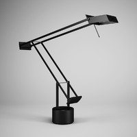 3d model office desk lamp 24