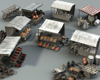 maya marketplace items 3 version