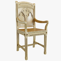 Bishop Pine Armchair