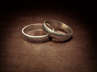 wedding ring 3d obj
