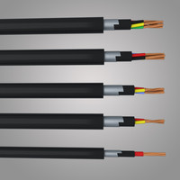 5 cable sta 3d model
