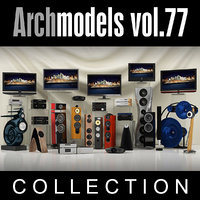 ma archmodels vol 77