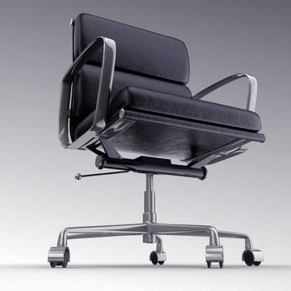 3d model office chair - Chair_03... by rhirtz