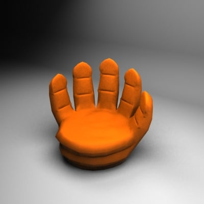 Hand couch