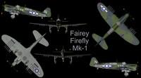 3d air fairey firefly