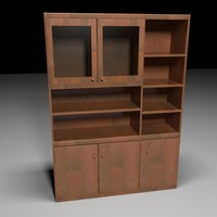 cabinet display case max