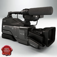 lwo sony hxr-mc2000u avchd camcorder