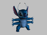 cartoon stitch 626 max