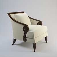 Christopher Guy Armchair 60-0027
