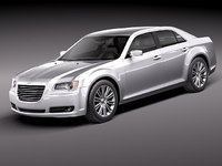 chrysler 300c 300 c 3d 3ds