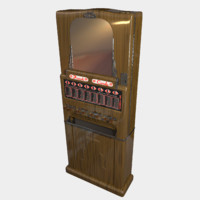 Vintage Vending Machine