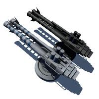 SciFi Turrets