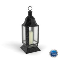 lantern lamp light 3ds