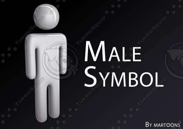 maya man sign - Male Symbol... by kinematiko