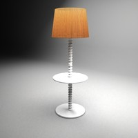 Morinio White Lamp