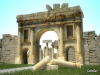 ruins grass 3ds