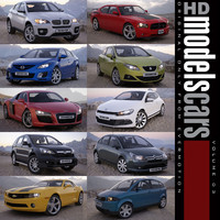 HDModels Cars vol. 3