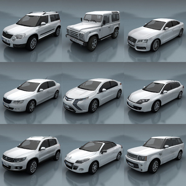 10 - City cars models E