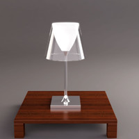 flos k tribe table lamp 3d max