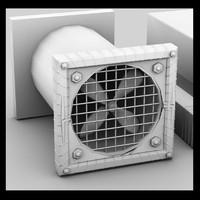 max ventilator vent