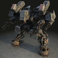 3d max war warrior