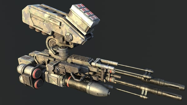 war warrior 3d model - Warrior(1)... by Dmitriev_Vasiliy